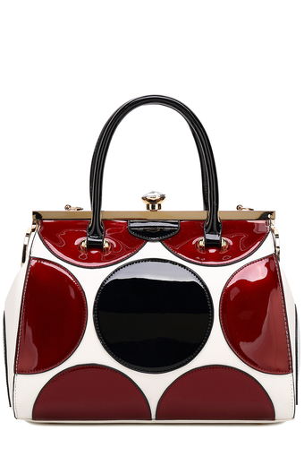 PATENT LEATHER: 18004