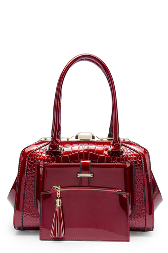 PATENT LEATHER: 17630