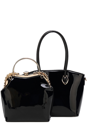 PATENT LEATHER: 18002